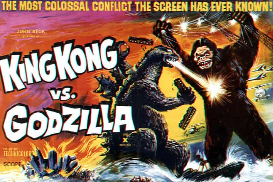 Godzilla Vs Kong Whoever Wins Hollywood S Monster Mashup We All Lose Film The Guardian