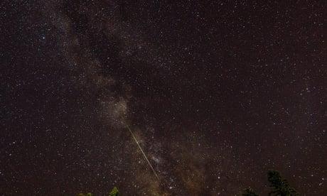 Geminid meteor shower to light up Australian skies in stellar week for stargazers