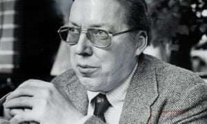 Charles McCarry in the 1970s. His first two novels were so impressive that it became common to bill him as 'the American Le Carré'.