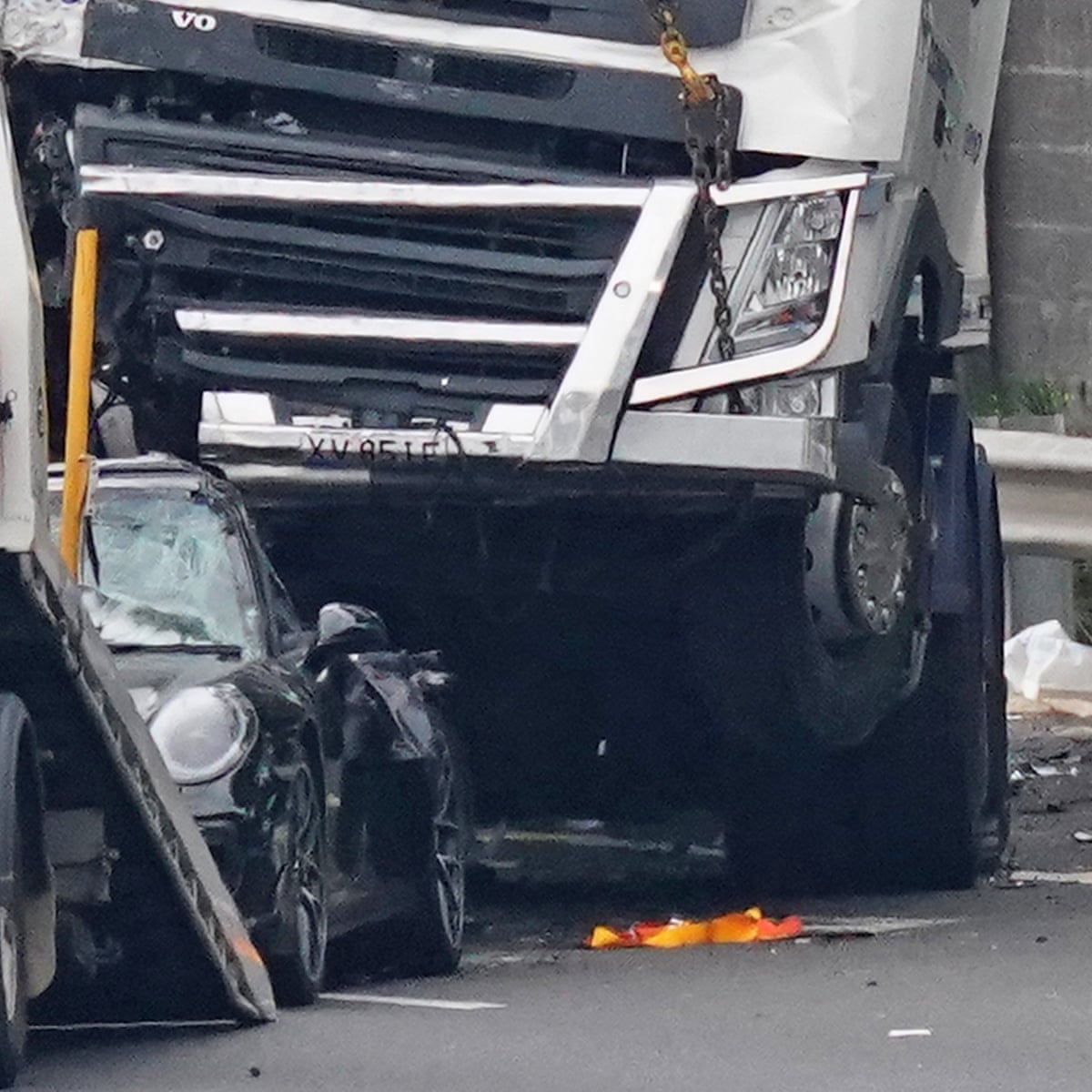 Truck Driver Mohinder Singh Charged Over Melbourne Crash That