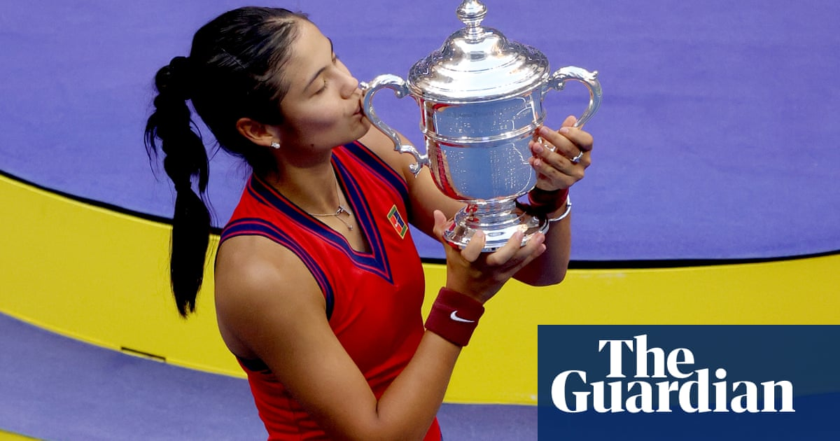 Raducanu shone in US Open spotlight but she needs time and space to grow