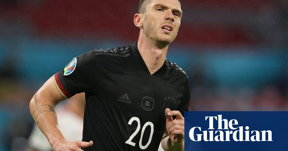 Germany's Gündogan, Rüdiger and Gosens doubts for England game