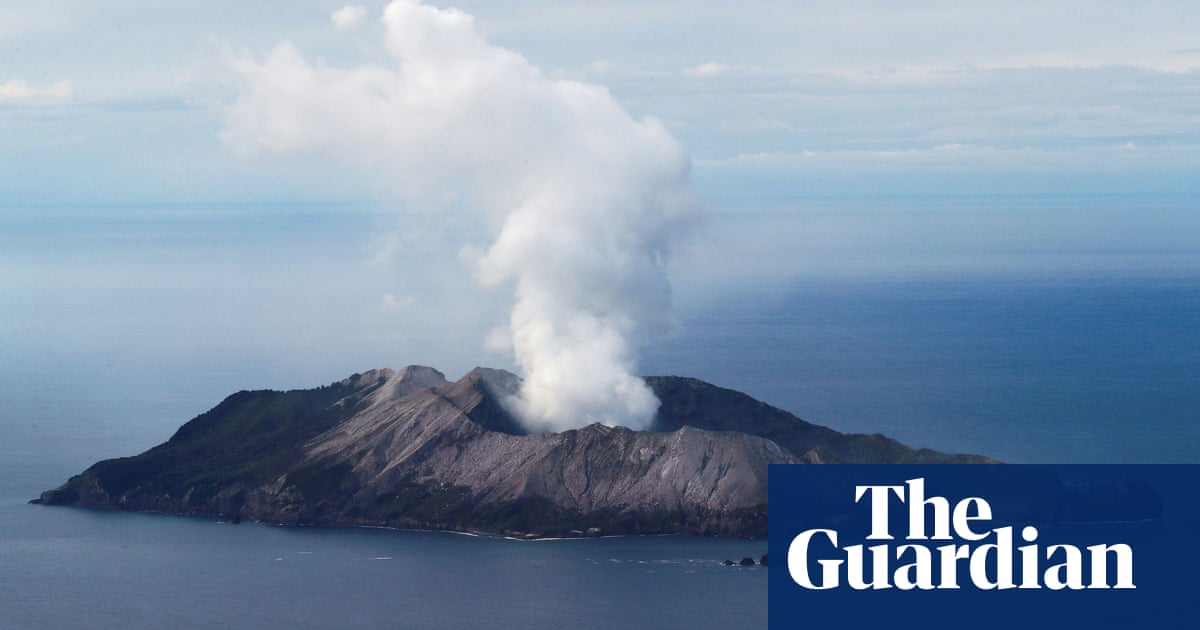 White Island volcano: New Zealand authorities charge 13 parties over disaster – The Guardian