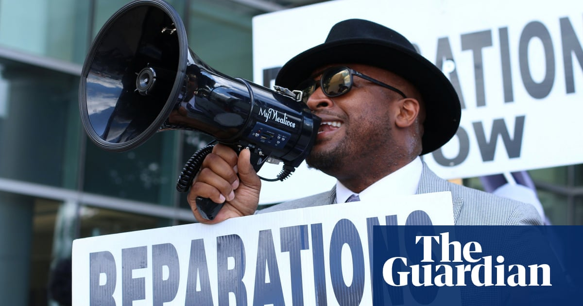 California launches first-in-nation taskforce to study reparations for Black Americans