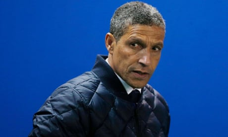 Chris Hughton: 'I have a thirst for knowledge. I won't always be a manager'