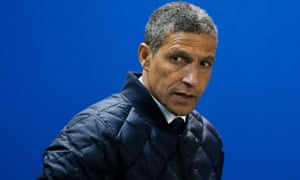 Chris Hughton says he is hoping to 'tweak the squad and make some improvements' before starting life in the Premier League.