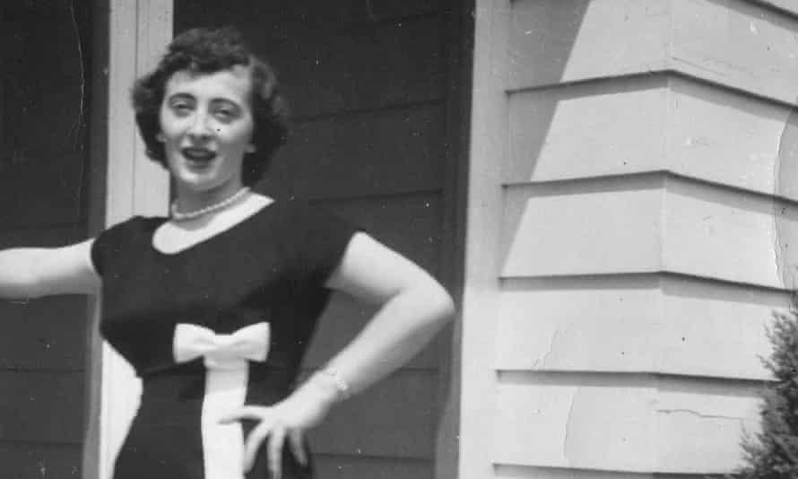 Eleanor Morgan's grandmother Elizabeth Waugh Syme.