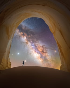 Chamber of light – Spencer Welling Utah, US
