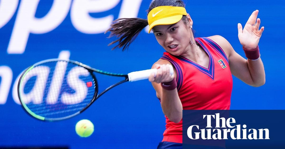 Emma Raducanu reaps benefit of multi-sports background