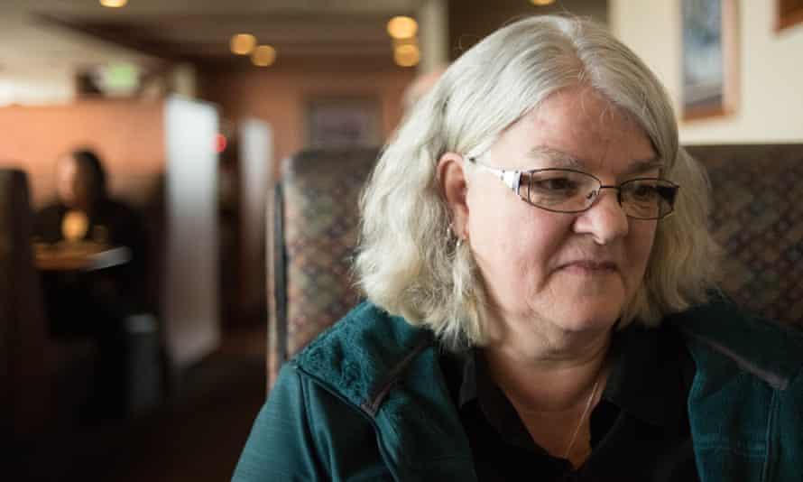 Linda Martin, who left the Followers of Christ.