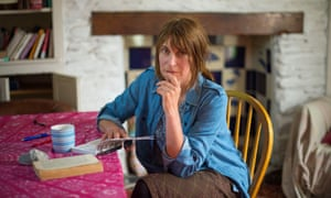 Alice Oswald, who has put herself forward as a contender for the Oxford professor of poetry role.