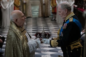 A plausible emotive portrait … Tim Pigott-Smith's performance avoids any trace of the pettiness, temper and self-indulgence attributed to Charles by biographers.