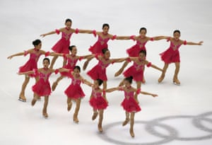 Children perform at the opening ceremony
