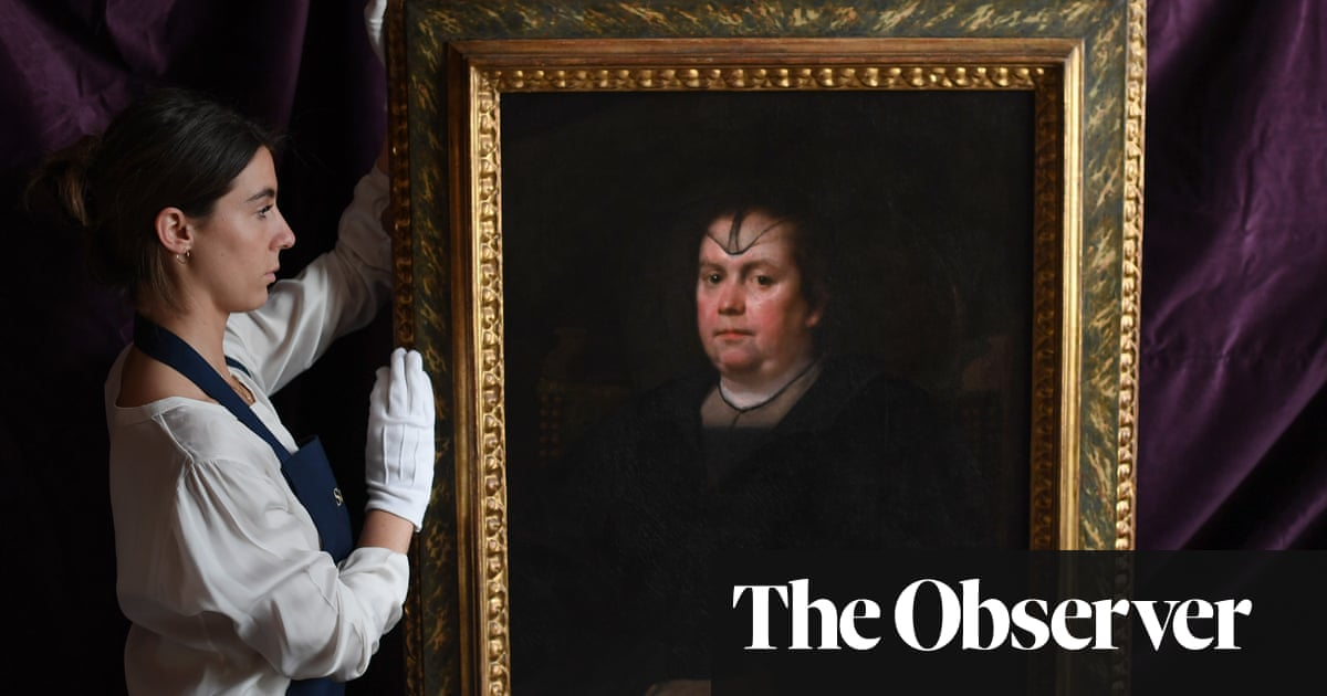 Baroque feminist, pope's lover … the woman behind a lost Velázquez
