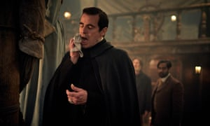 Claes Bang cleans up as BBC One's Dracula.