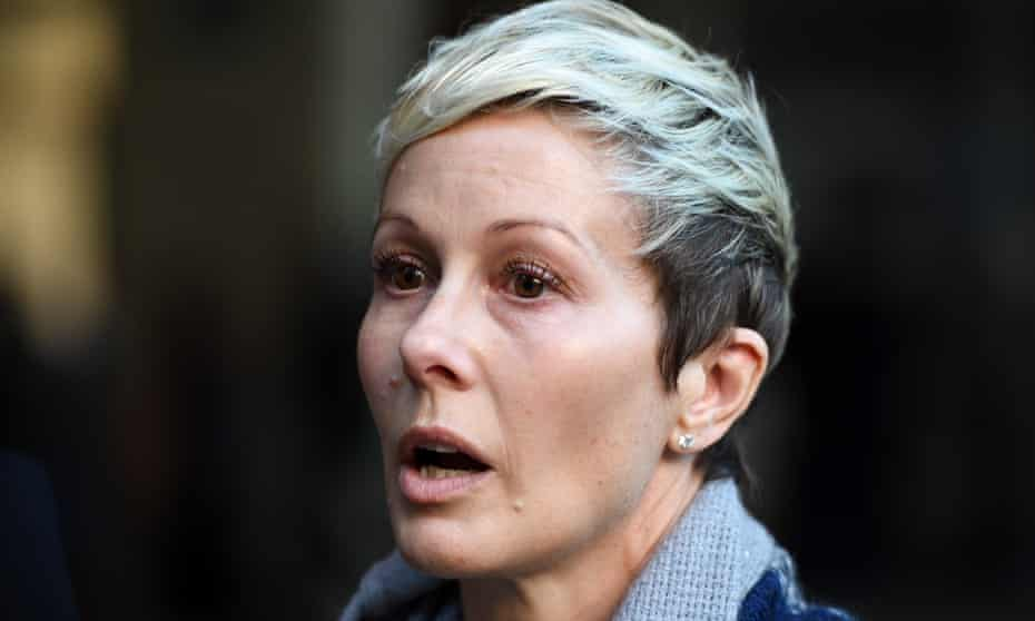 Joanne Maninon, who is a member of the class action against Johnson & Johnson,