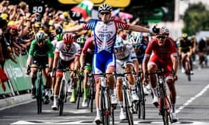 Tour de France 2018  Arnaud Demare wins stage 18 – as it happened ... f026524fb