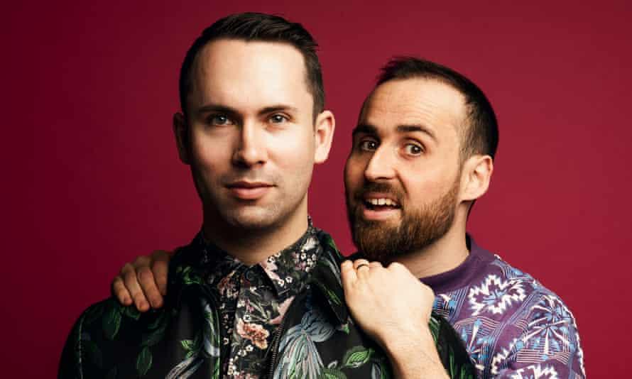 Max Olesker (left) & Ivan Gonzalez