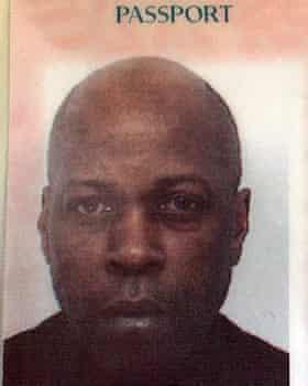Dexter Bristol passport photo.