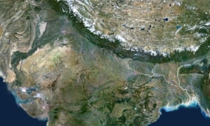 The 'brick belt', an unofficial area covering parts of Pakistan, northern India, Nepal and Bangladesh
