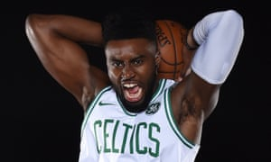 Jaylen Brown: 'We're having some of the same problems we had 50 years ago. Some things have changed a lot but other factors are deeply embedded in our society.'