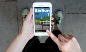 RioRun promotional image