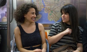 Broad City's Ilana (Ilana Glazer), pictured here with co-star Abbi Jacobson
