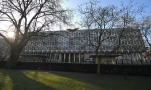 The Embassy of the United States of America in London