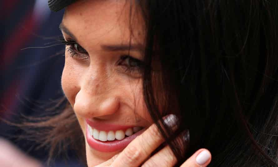 Meghan Markle: 'I've always wanted to be a woman who works.'