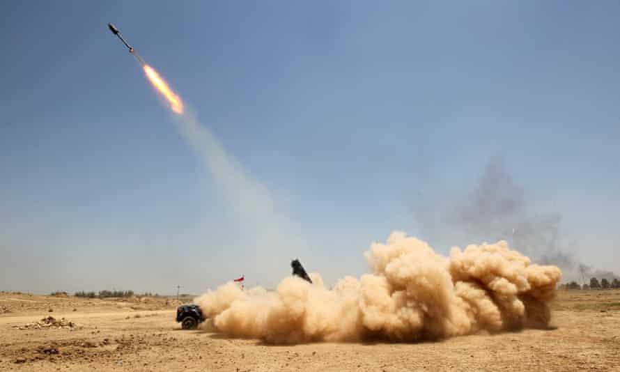 Fallujah strike