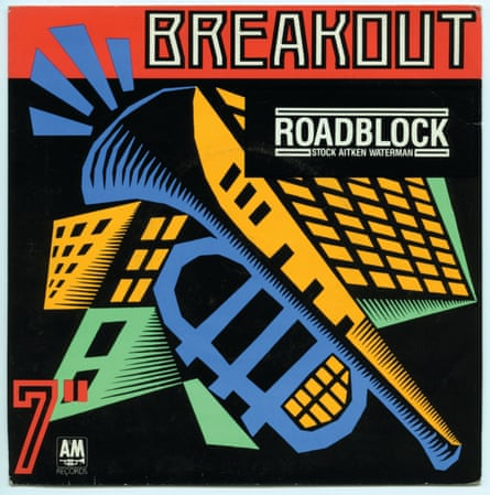 Roadblock was initially released uncredited, to head off snobbery about SAW's music.