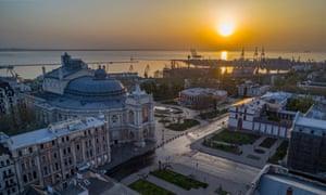 Hometown reflections … Odessa, Ukraine.