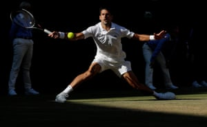 No 2 seed Djokovic was made to work hard by Gulbis in the third and final set to earn his 6-4, 6-1, 7-6 (7-2) victory
