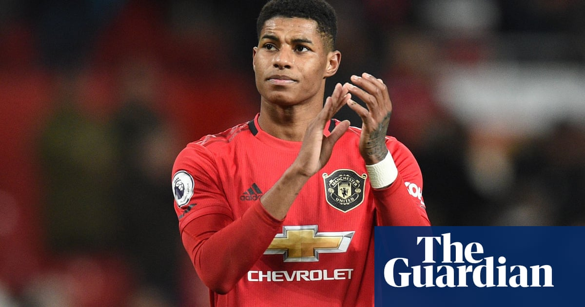 Marcus Rashford urges government to keep £20 universal credit top-up