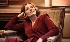 Kristin Scott Thomas in Paweł Pawlikowski's 2011 film The Woman in the Fifth.