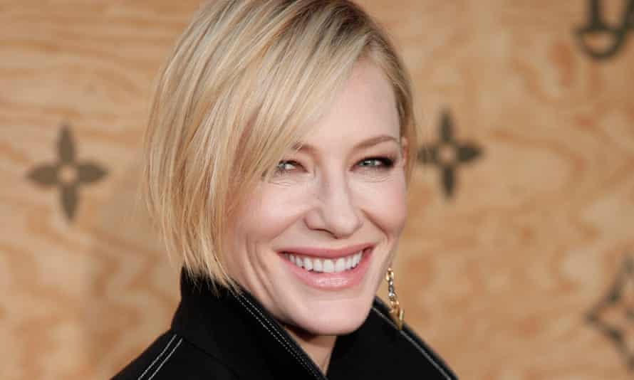 Cate Blanchett is among a group of prominent international supporters who have signed the petition.