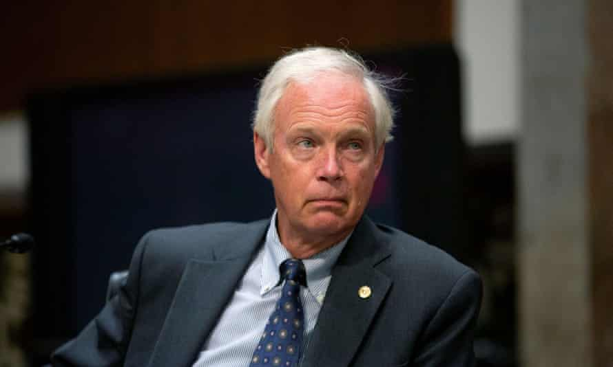 Senator Ron Johnson faces accusations from the Congressional Integrity Project that he may have sought a change in the Trump administration's 2017 tax bill to enrich himself personally.