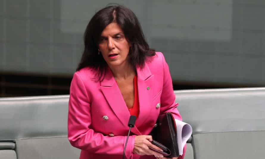 The former Liberal MP Julia Banks will challenge sitting minister Greg Hunt at the upcoming election