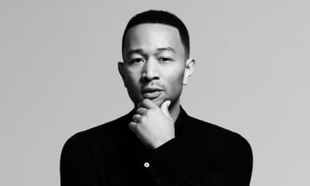Things just got real … John Legend contemplates serious issues on Darkness and Light.