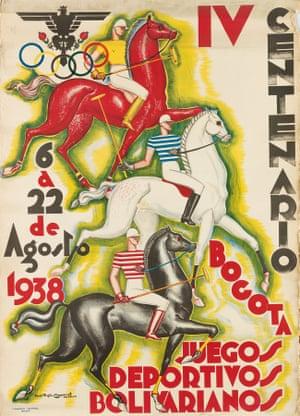 Sergio Trujillo Magnenat, Bogota 1938