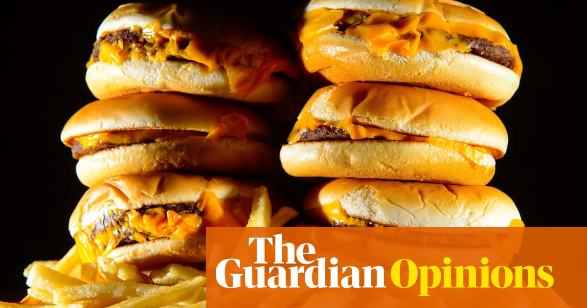 Poverty causes obesity. Low-income families need to be better off to eat well | Business | The Guardian