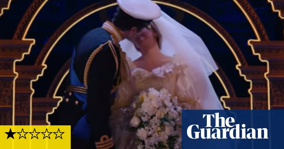 Diana: The Musical review – a right royal debacle so bad you'll hyperventilate