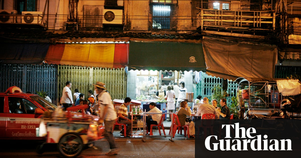 Michelin Star Bangkok Street Food