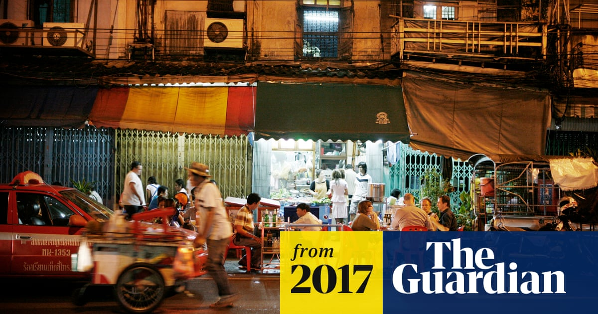 Queen of Thai street food' wins Michelin star in Bangkok guide