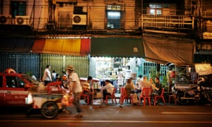Queen of Thai street food' wins Michelin star in Bangkok
