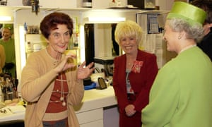 June Brown, Barbara Windsor and the Queen