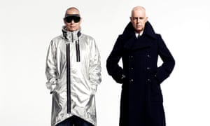 'Which do you choose, the hard or soft option'? … the Pet Shop Boys