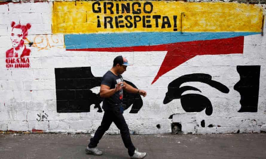 caracas venezuela graffiti