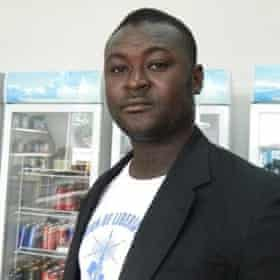 Emmanuel Degleh believes that trustworthy reporting can bring about useful change.