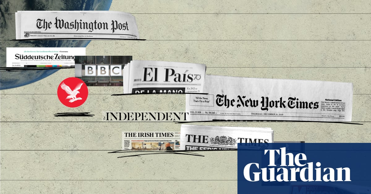 'Stuff of legends': editors around world salute the Guardian on 200 years